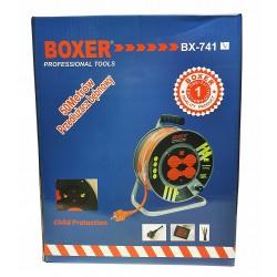 Elektros prailgintojas 50m. 3*2,5mm Boxer Bx-741
