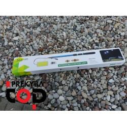 Multifunkcinis LED apšvietimas gamtoje ar stovyklavietėje