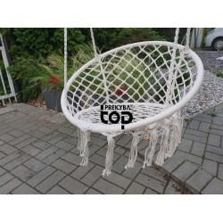 Pakabinamas - supamas krėslas iki 150kg.