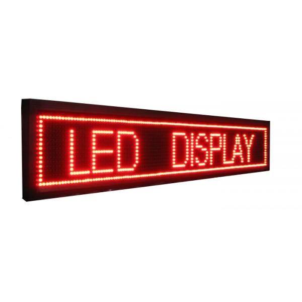 LED Reklama 100*20